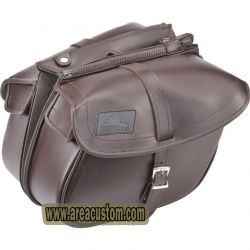 ALFORJA COMPACT IRON HORSE 28X24X15