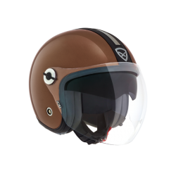 CASCO NEXX X70 GROOVY MARRON CHOCOLATE